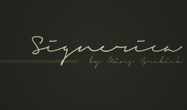 Signerica Free Font