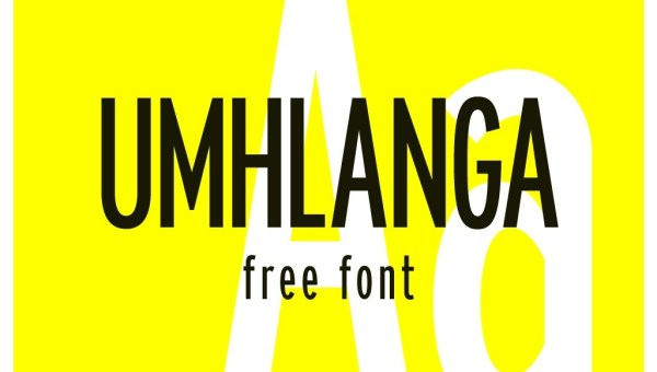 Umhlanga Free Sans Font