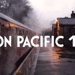 Union Pacific 1942 Free Display Font
