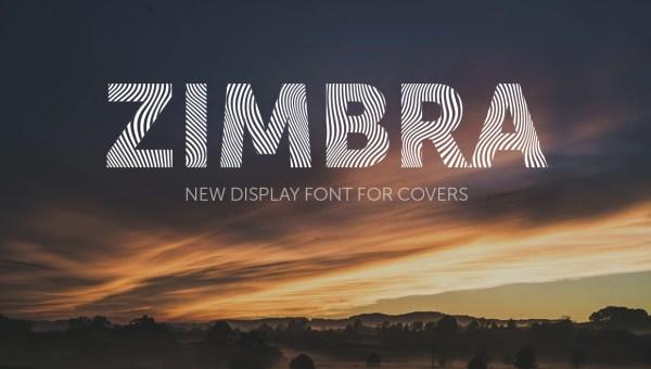 Zimbra Free Display Font