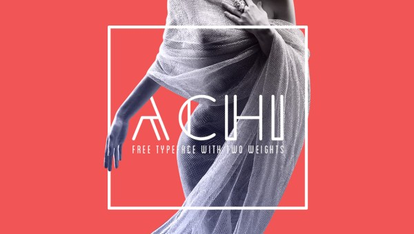 ACHI Free Font
