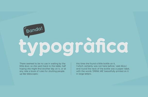 Banda Free Font