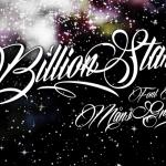 Billion Stars Free Font