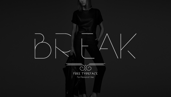 Break Free Font Family