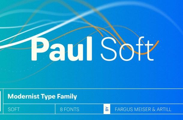 Paul Grotesk Soft Free Font