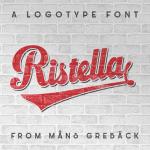 Ristella Free Script Font