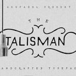 Talisman Font Free
