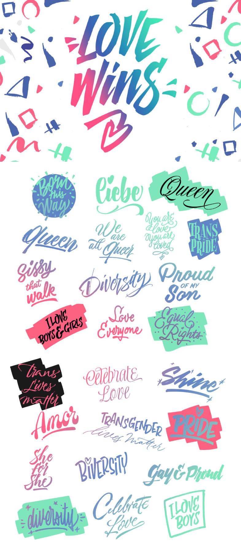 Lovewins Font Free