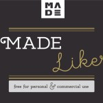 MADE Likes Font