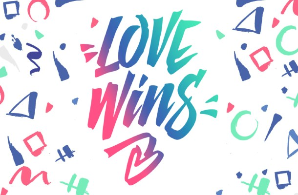 Lovewins Lettering Font Free