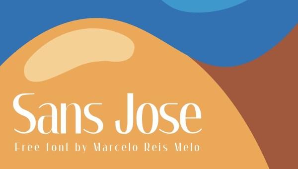 Sans Jose PRO Font