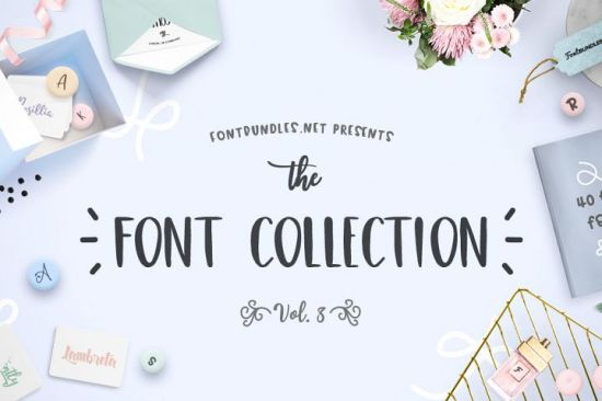 The-Font-Collection-Volume-III
