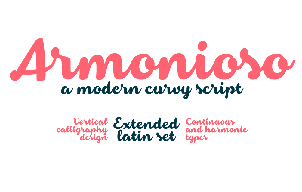 armonioso-fontcreated-in-2014-zetafonts
