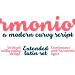 Armonioso Font