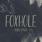 Foxhole Font Free