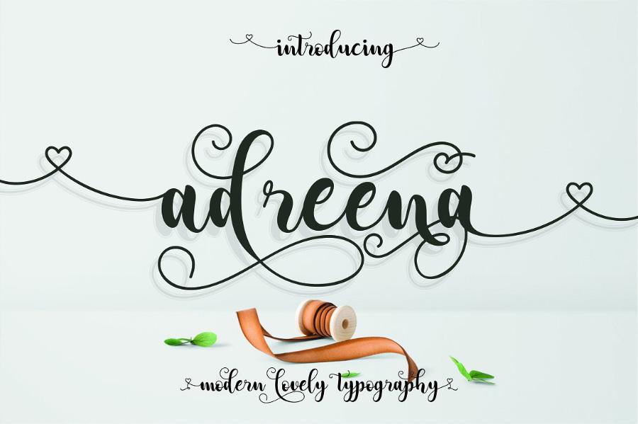 Adreena-script-free-demo_Aqr-Typeface_280717_prev01