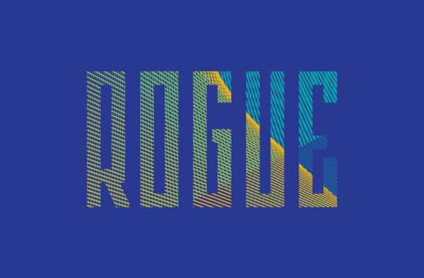 Rogue Display Font