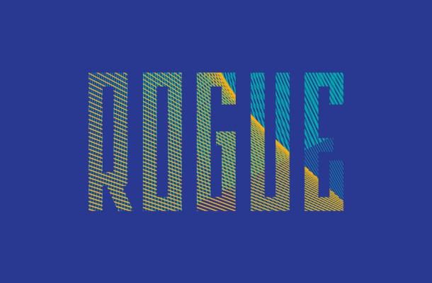 Rogue Display Font
