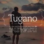 Tugano Serif Free Font