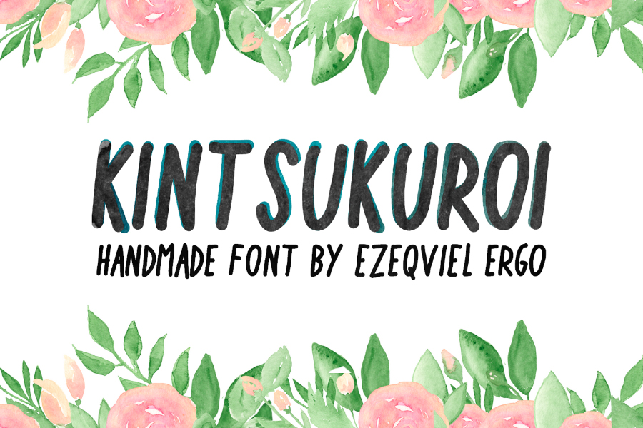 Ezeqviel-Ergo_Kintsukuroi-free-font_170517_prev01