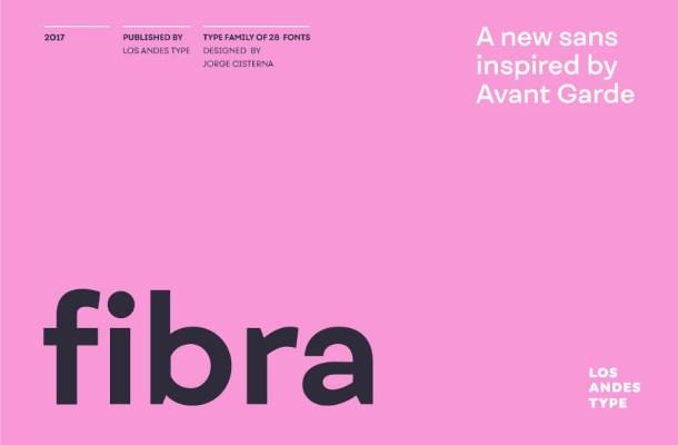 Fibra Sans Font