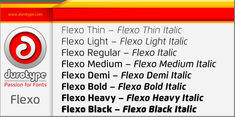 Flexo 2