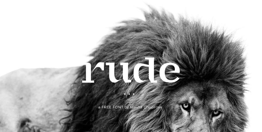 Masha-Chuprova_Rude-free-font_181116_prev01