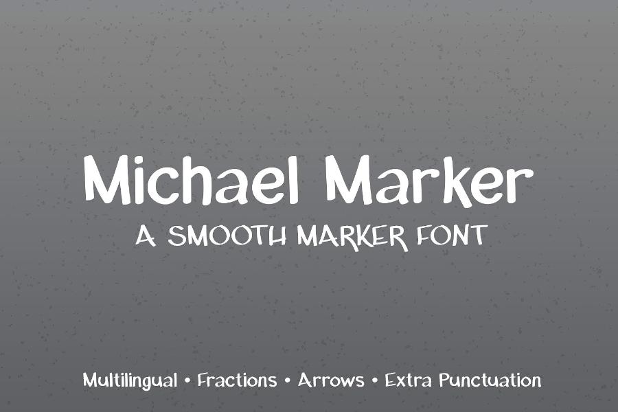 Michael-Marker-font-demo_Kristy-Hatswell_110817_prev01