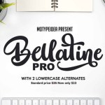 Bellatine Script Free Font