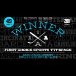 Winner Condensed Regular Free Font