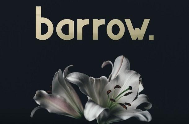 Barrow Display Font