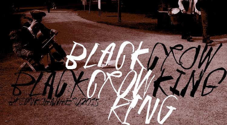 black-crow-king-font-1-big