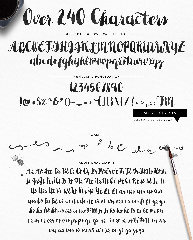 minty-brush-font-1