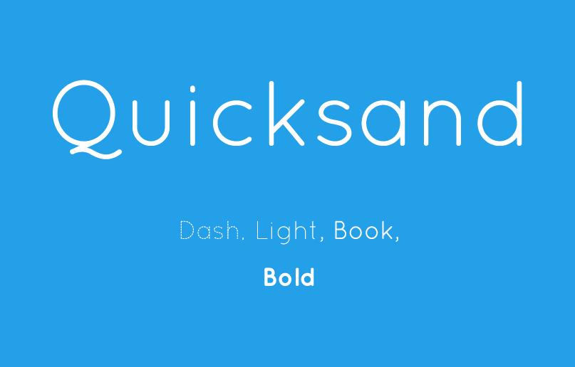 quicksans ft