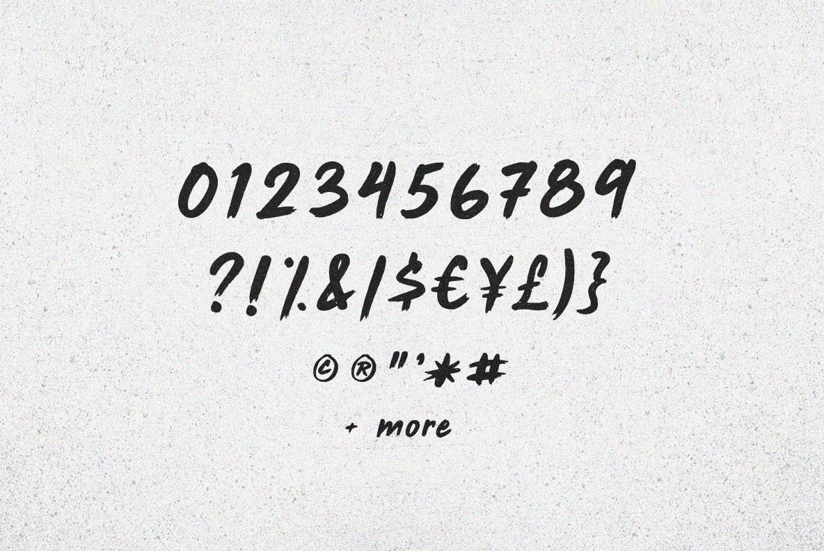 rush-hour-brush-font-2