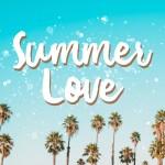 Summer Love Brush Font