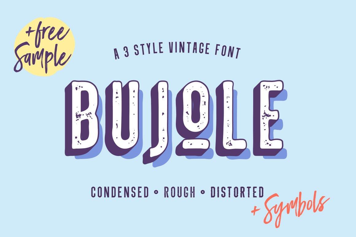Bujole-Font