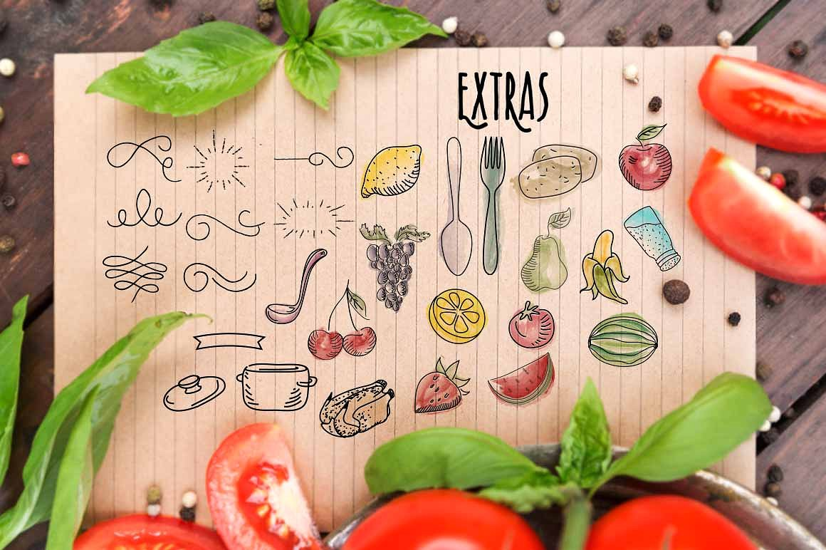 recipe-daily-typeface-3