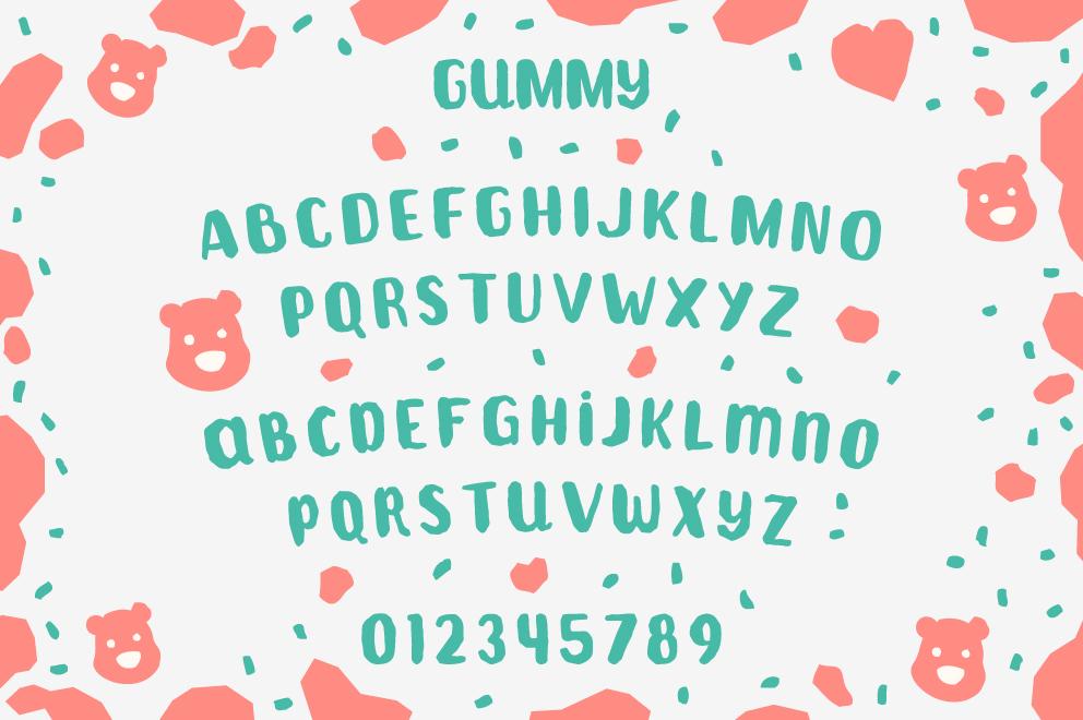 the-bear-font-family-3