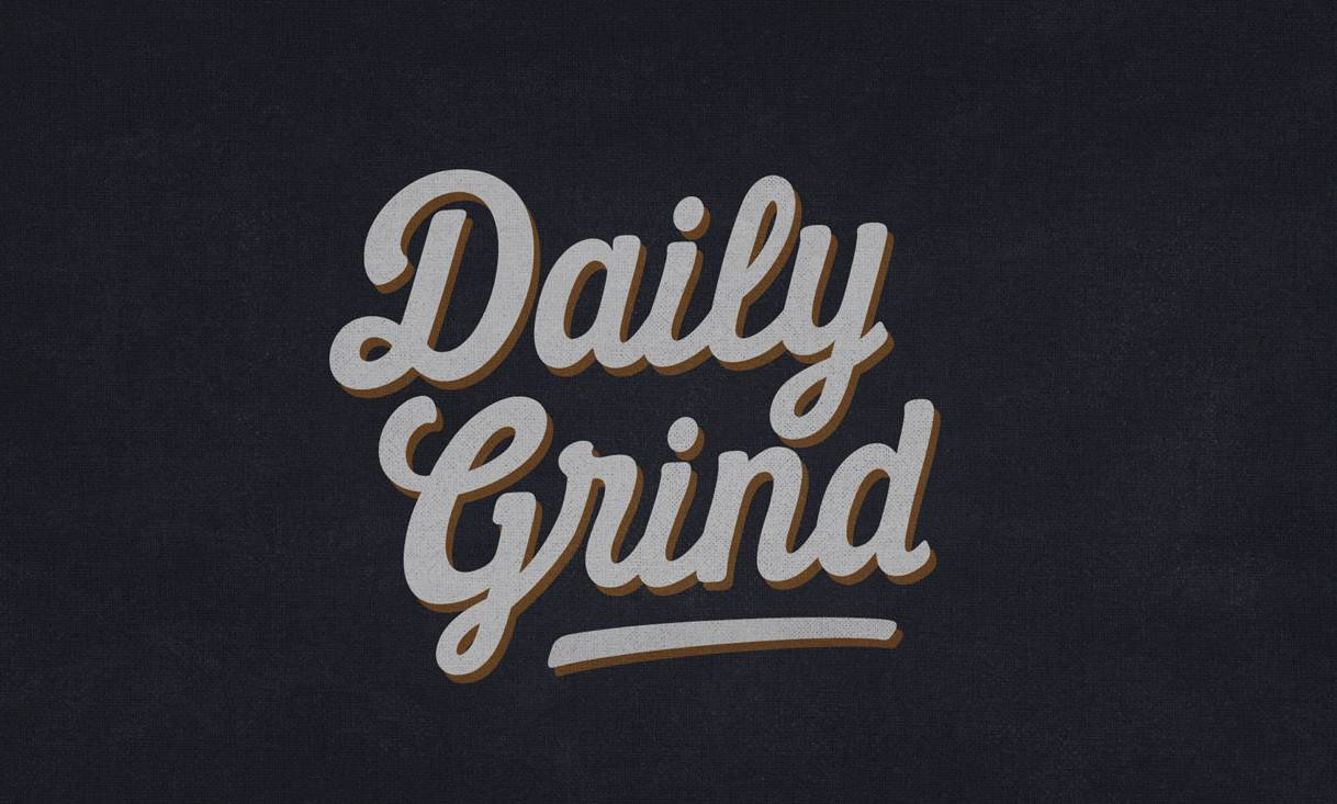 daily-grind-script-font