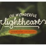 Lightheart Font