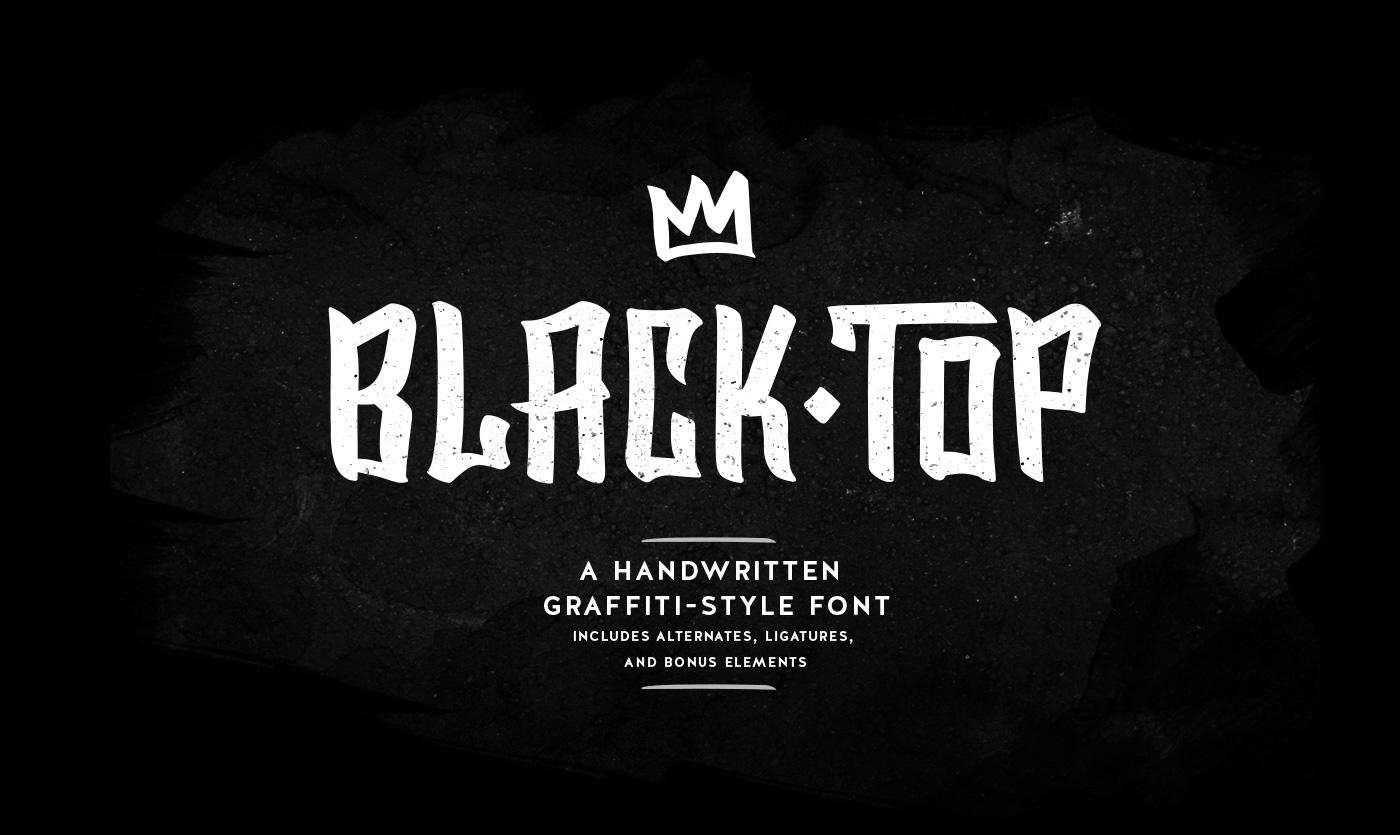 blacktop-free-font
