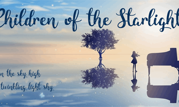 Children of the Starlight Font