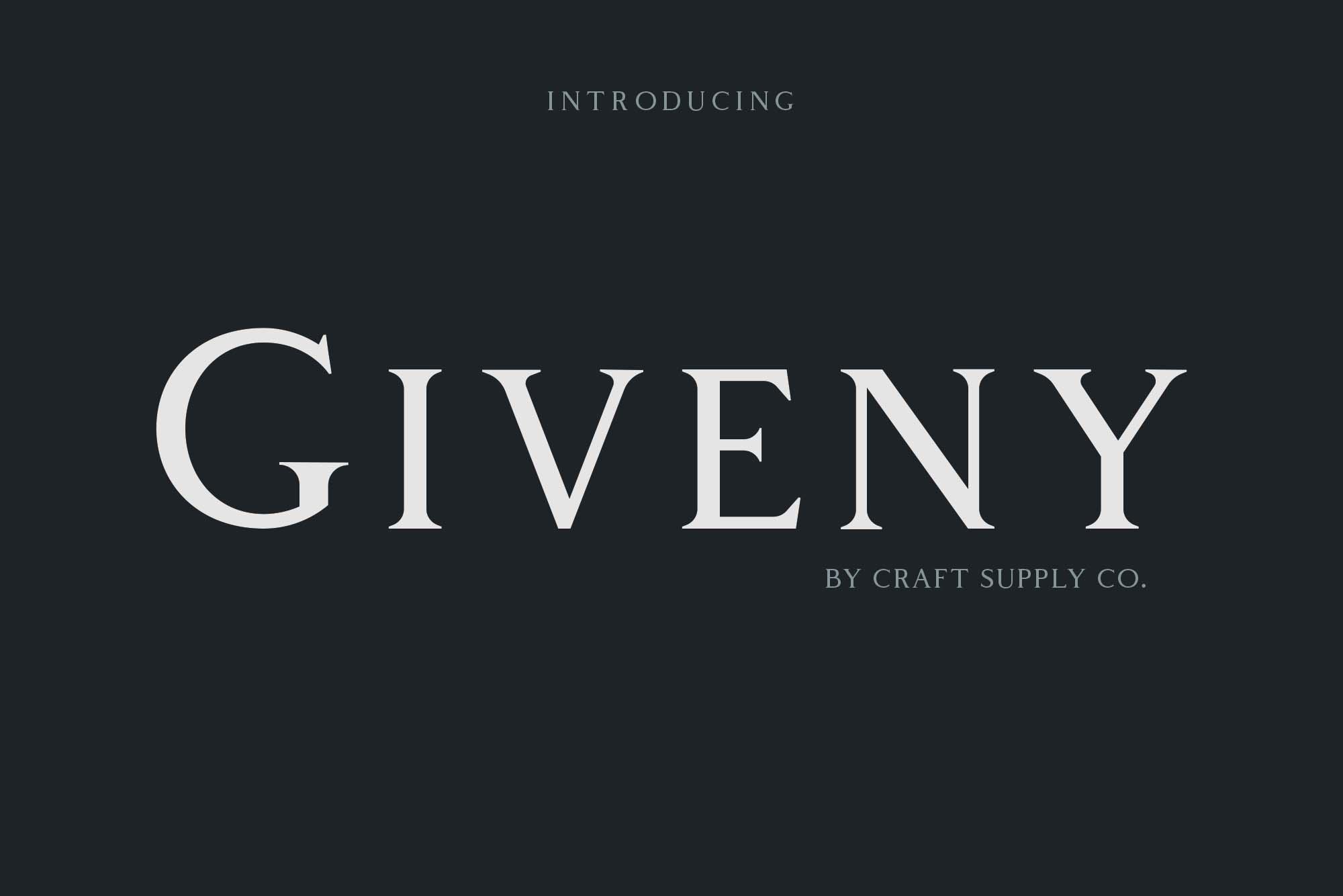Giveny-Font-00