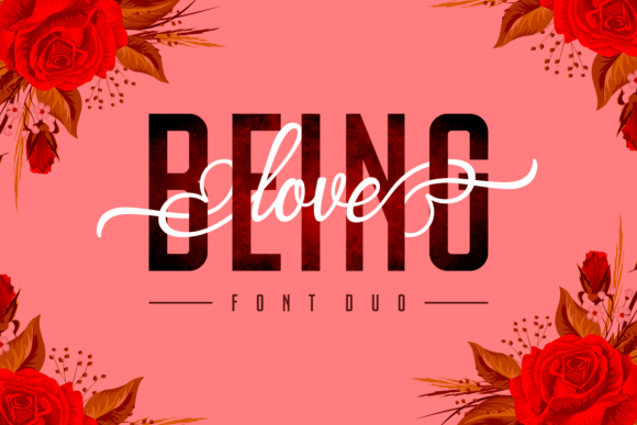 being-love-duo-font