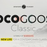 Cocogoose Classic Font Famly