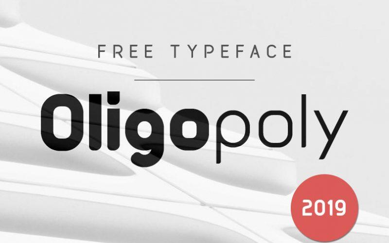 oligopoly-typeface