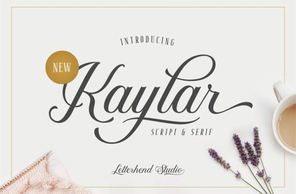 Free Kaylar Font