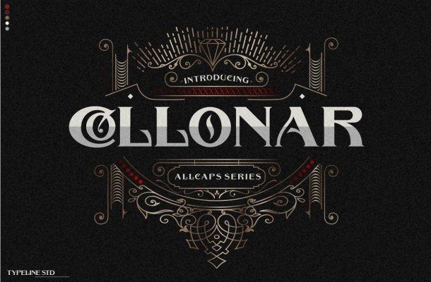 Collonar Font