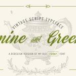 Jasmine & Greentea Font